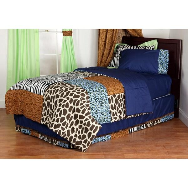 One Grace Place Jazzie Jungle Boy's Cotton Comforter 14612655