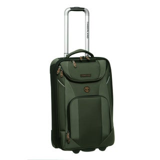 Timberland Great Meadow 25-inch Medium Expandable Rolling Upright Suitcase