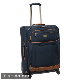 Tommy Bahama Mojtio 24-inch Medium Expandable Spinner Upright Suitcase