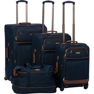 Tommy Bahama Mojito 4-piece Spinner Luggage Set