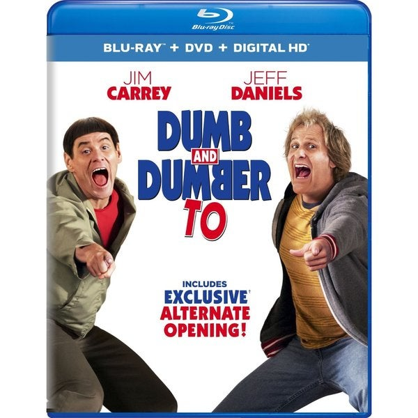 Dumb And Dumber To (Blu-ray/DVD) 14616771
