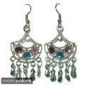 Tiara Global Trinity Hanging Bells Dangle Earrings