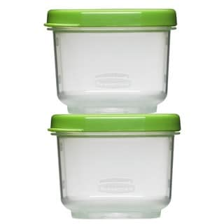 Rubbermaid Lunch Blox Snack Containers (Pack of 2)