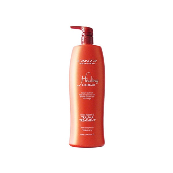 Lanza Healing Color Preserving 33 8 Ounce Trauma Treatment