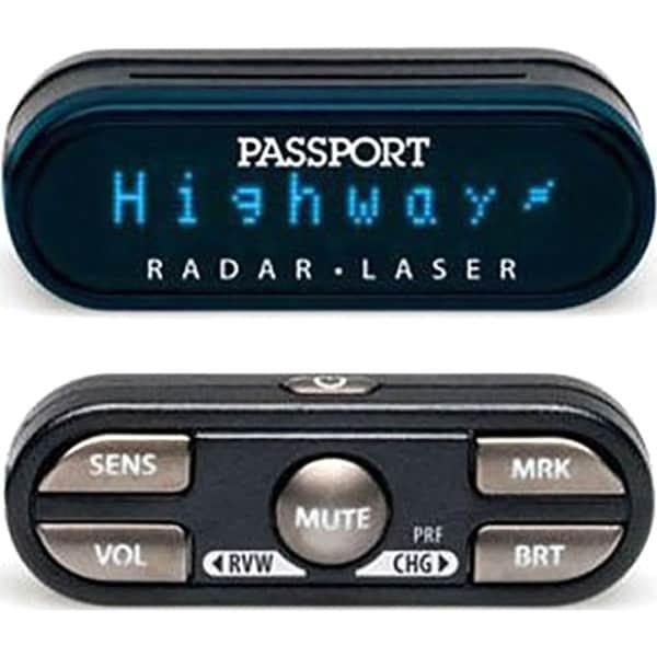 Escort Passport 9500CI Pro Radar Decector with Laser Defense System