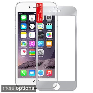 INSTEN Frame Tempered Glass Screen Protector For Apple iPhone 6