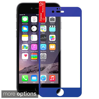 INSTEN Frame Tempered Glass Screen Protector For Apple iPhone 6+