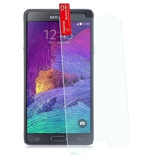INSTEN Tempered Glass Screen Protector For Samsung Galaxy Note 4 SM-N910