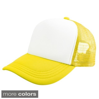 INSTEN Simple Classic Trendy Unisex Free-Size Adjustable Baseball Mesh Hat Cap