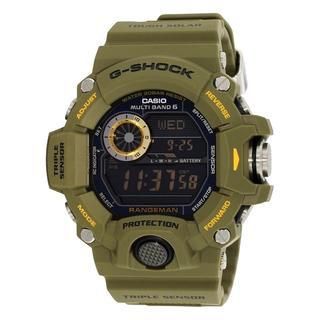 Casio G-Shock GW9400-3 Men's Digital Green Resin Watch