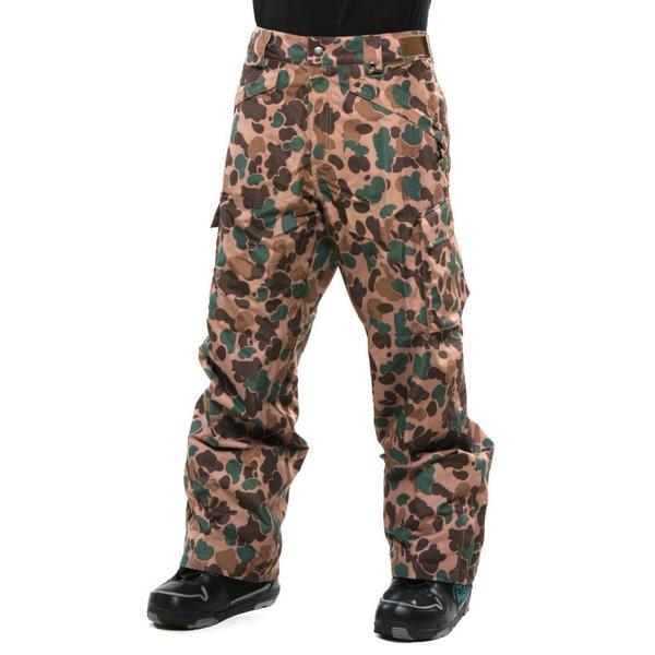 The North Face Men's Tigers Eye Tan Duckmo Print Slasher Cargo Pant
