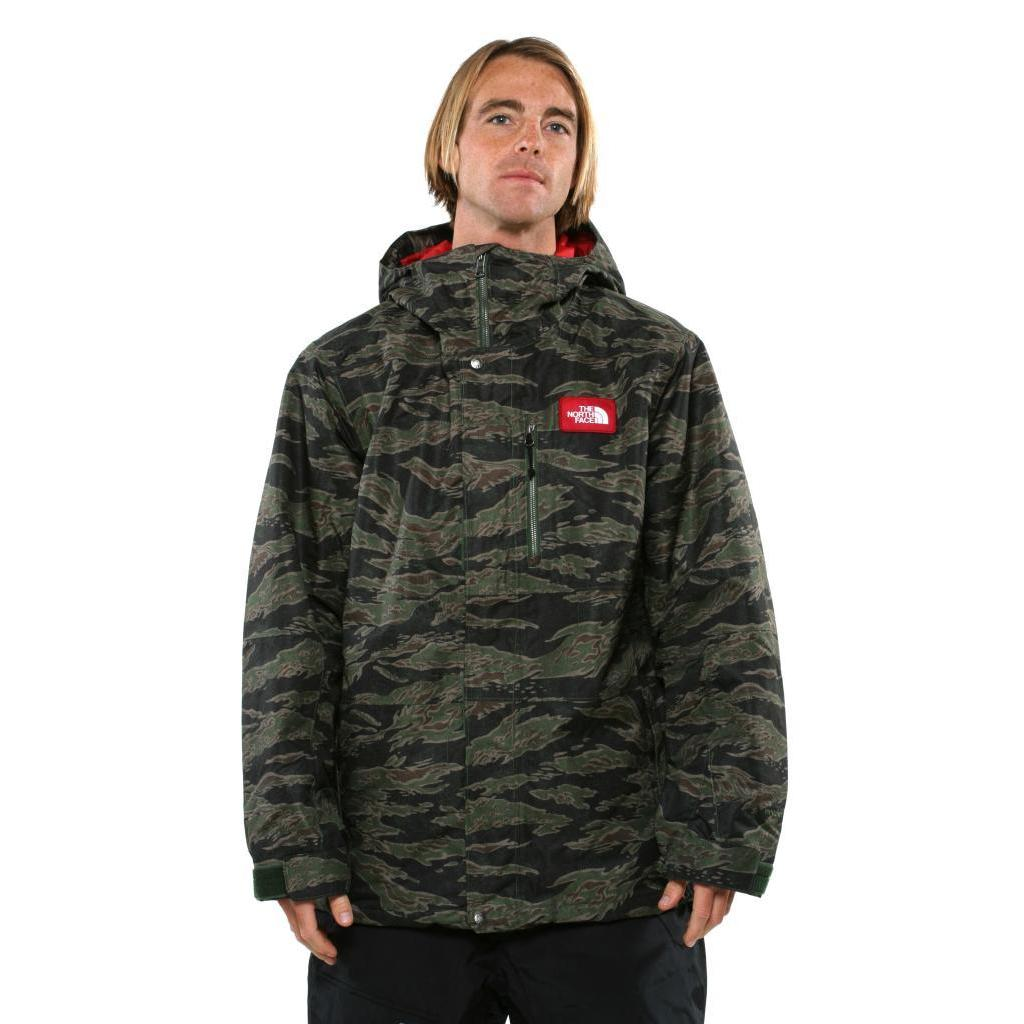The North Face Men's Tiger Camo Dubs Insulated Jacket at Sears.com