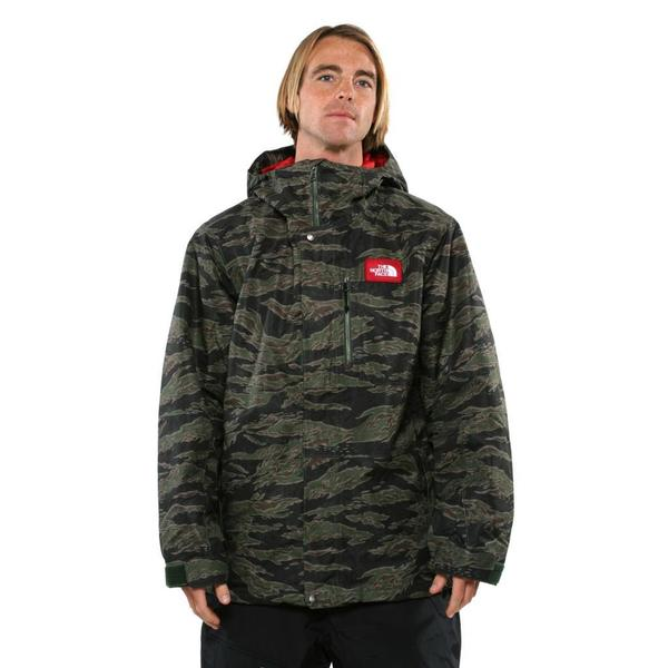 The North Face Men's Tiger Camo Dubs Insulated Jacket
