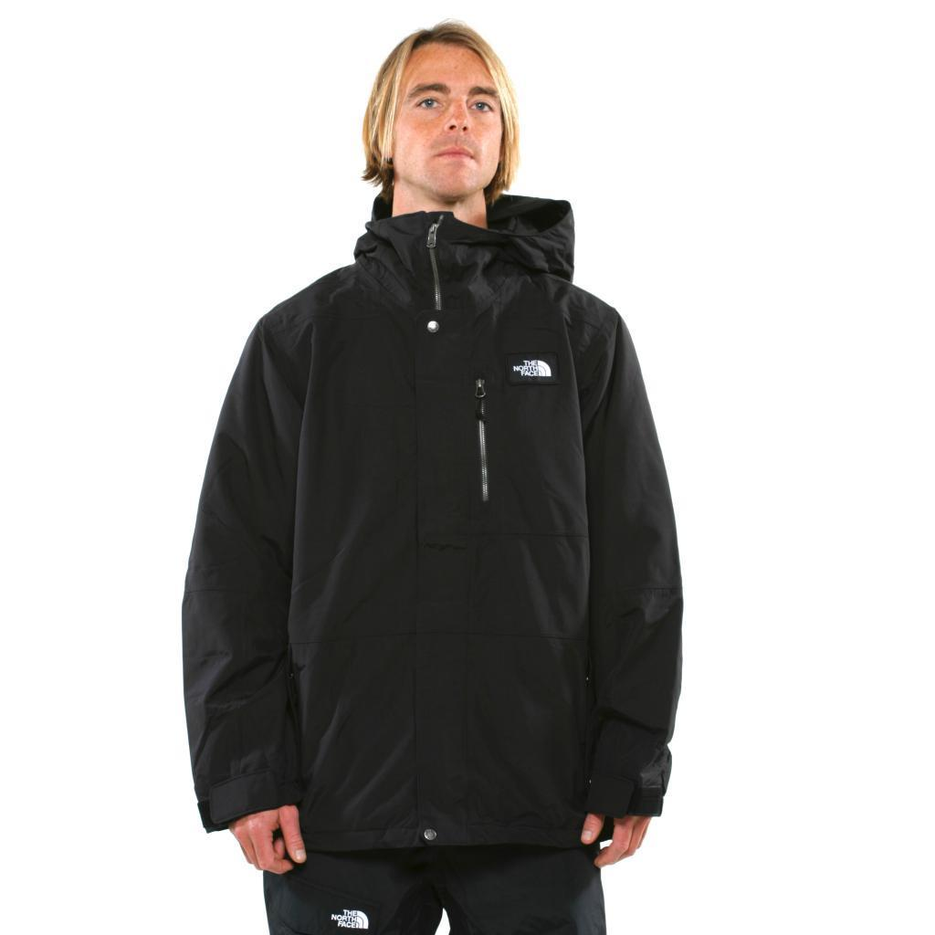 The North Face Men's TNF Black Dubs Insulated Jacket at Sears.com