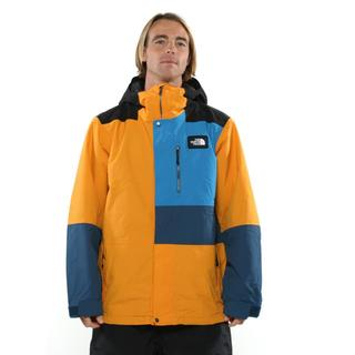The North Face Men's Brushfire Orange Dubs Insulated Jacket