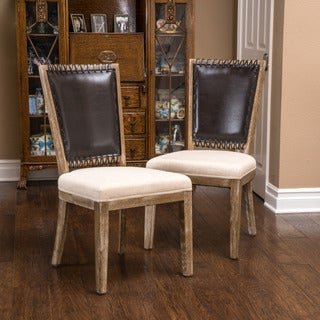 Christopher Knight Home Westfield Dining Chair (Set of 2)