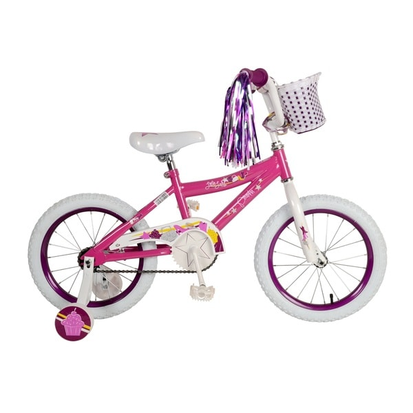 Piranha Little Lady Pink 16-inch Kid's Bicycle