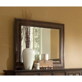 Kingston Isle Havana Brown Mirror