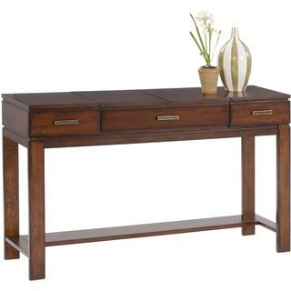 Miramar Birch Cherry Veneer Desk