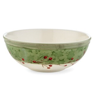 Lenox Holiday Gatherings Damask Bowl
