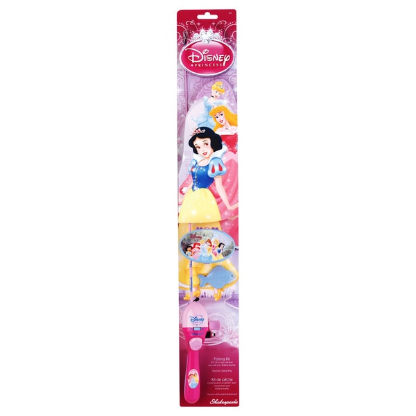 Shakespeare Princess Rod and Reel Kit 2
