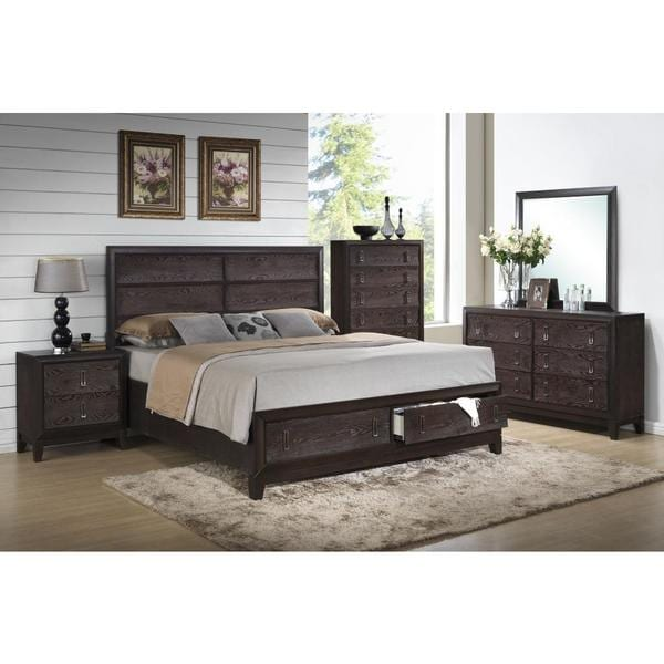Delancy 5-piece Bedroom Set