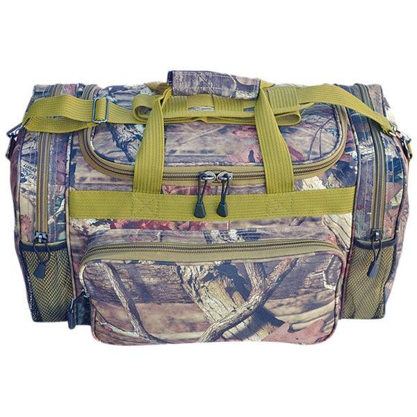 Explorer 17-inch Mossy Oak Duffel Bag