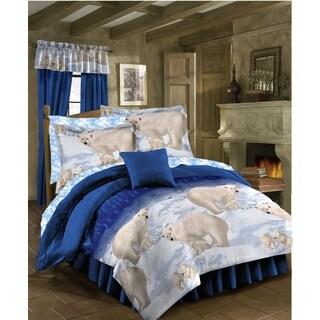 Polar Bear 8-piece Comforter Set
