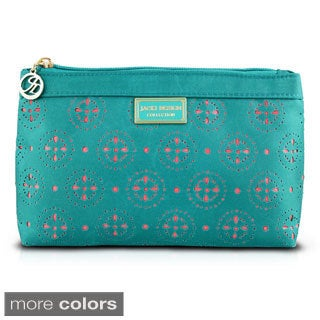 Jacki Design Cosmopolitan Flat Cosmetic Bag