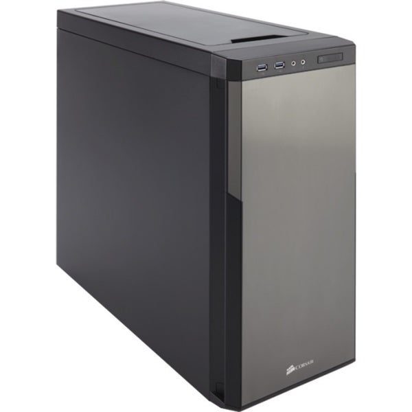Corsair Carbide Series 330R Titanium Edition Silent Mid-Tower Case