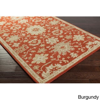 Hand-tufted Nolan Traditional Wool Rug (2' x 3')