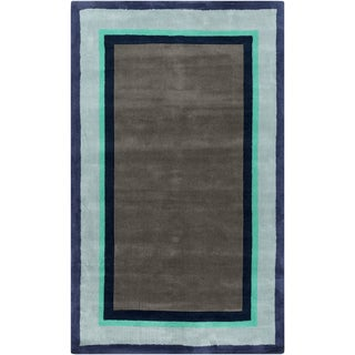 Hand-Tufted Alexandra Polyester Rug (8' x 11')