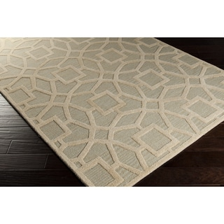 Hand-Tufted McKernan Contemporary New Zealand Wool Rug (8' x 11')