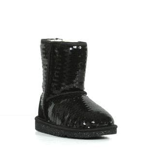 Ugg Girls Classic Short Sparkle Boots