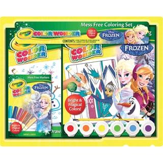 Crayola Color Wonder Disney Frozen Gift Set-