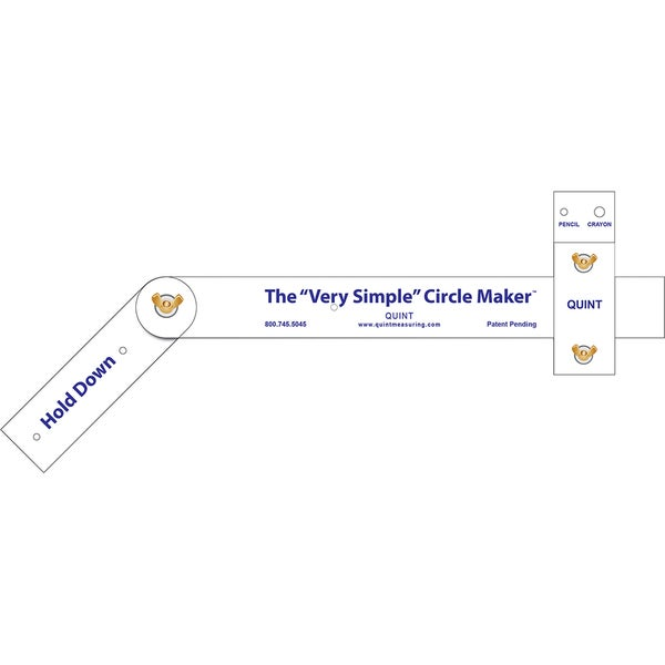"""Circle Maker-36"""", Adjusts From 4"""" To 68"""""""