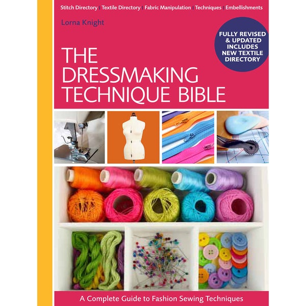 David & Charles Books-The Dressmaking Technique Bible