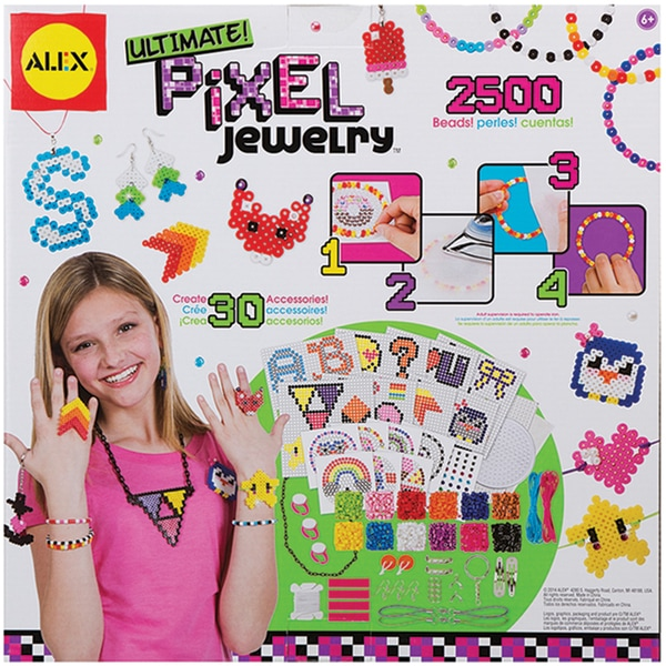 Ultimate Pixel Jewelry Kit-
