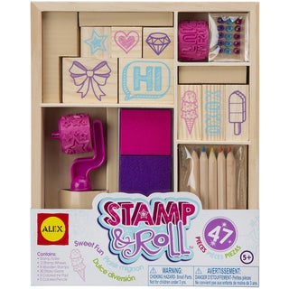 Stamp & Roll Sweet Fun Kit-