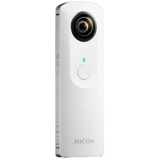 Ricoh THETA m15 Compact Camera - White