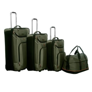 Timberland Great Meadow 4-piece Luggage Set