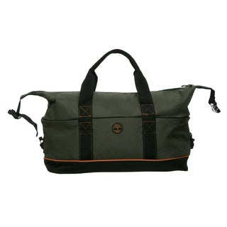 Timberland 'Great Meadow' Olive Green 20-inch Carry On Duffel Bag