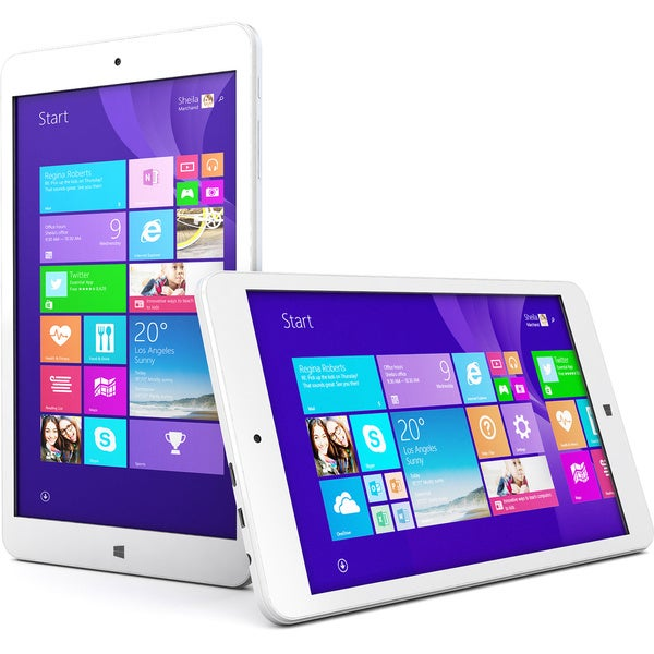"Hipstreet 8DTB39-32GB 32 GB Tablet PC - 8"" - In-plane Switching (IPS)"