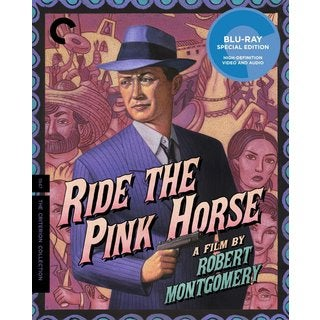 Ride The Pink Horse (Blu-ray Disc)