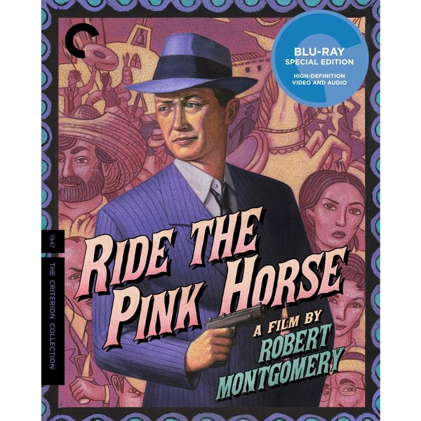 Ride The Pink Horse (Blu-ray Disc) 14623103