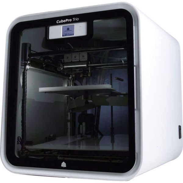 3D Systems CubePro 3D Trio Printer