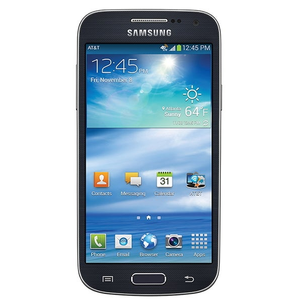 Samsung Galaxy S4 Mini SGH-i257 Black 16GB Unlocked AT&T 4G Android Smartphone (Refurbished)