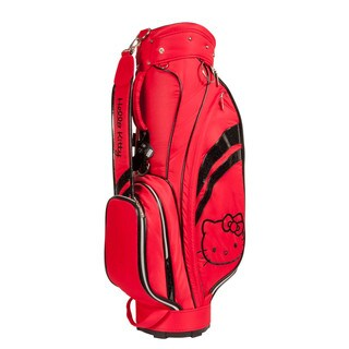 Hello Kitty Red Premier Collection Golf Cart Bag