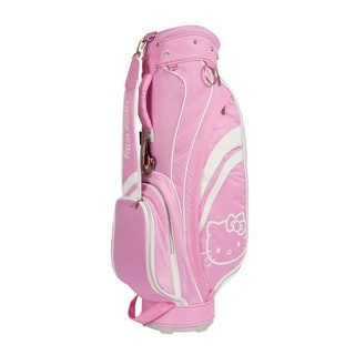 Hello Kitty Pink Premier Collection Cart Bag