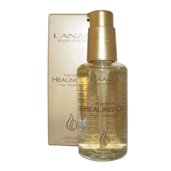 Lanza Healing Keratin Oil 3.4-ounce Hair Treatment